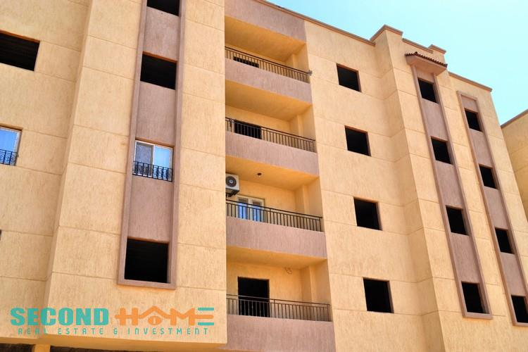 Apartment with 2 bedroom in El Hegaz area