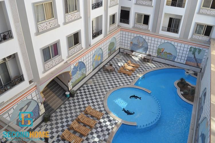 2 Studio separate in Heart of Hurghada