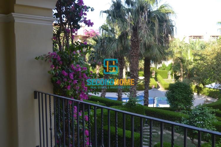 1 bedroom flat fully furnished in Veranda Sahl Hasheesh