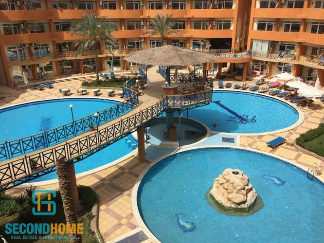 Apartment with 1 bedroom in Oasis Resort