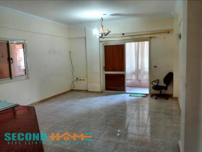 Two-bedroom apartment for sale in El Kawthar, Hurghada.