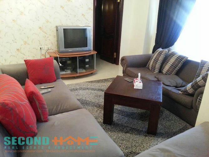 2 bedroom apartment in Mubarak 7