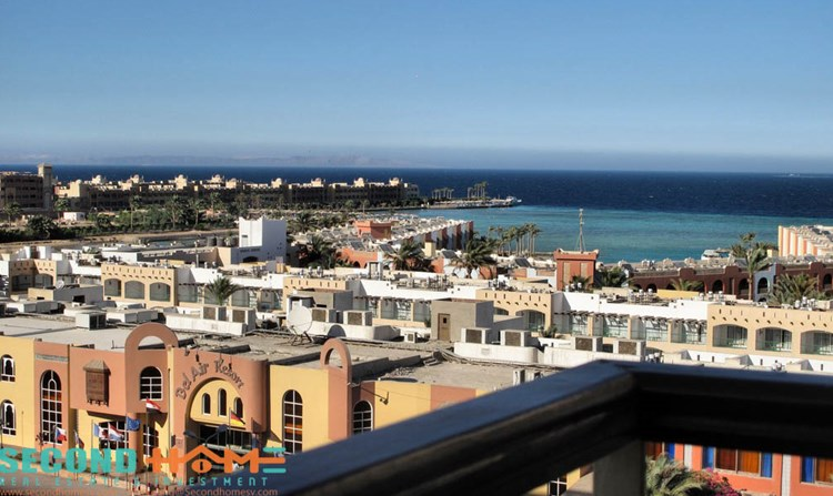 Luxury 4 bedroom aparment in Arabia SeaView